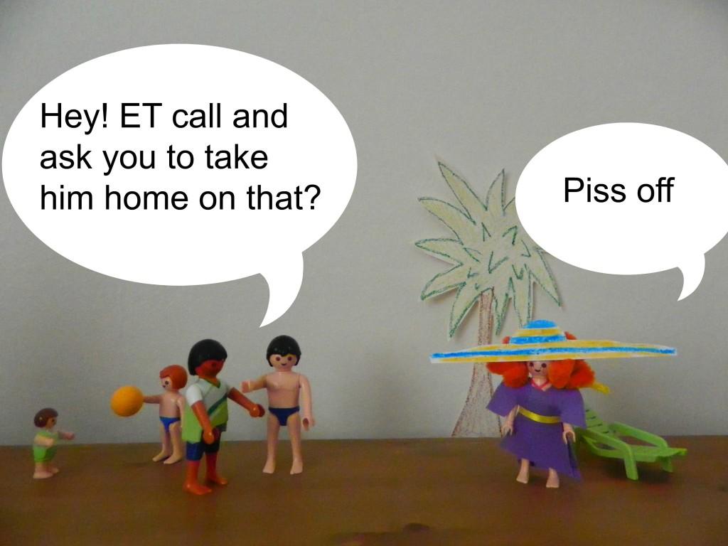 ET hat